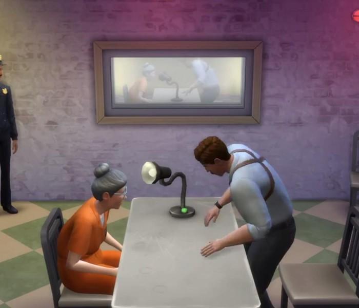 Sims 4 erstes Addon Trailer 29