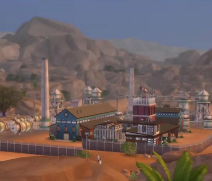Sims 4 erstes Addon Trailer 3