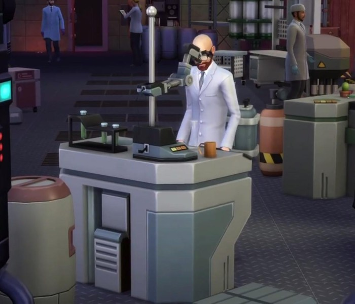 Sims 4 erstes Addon Trailer 37