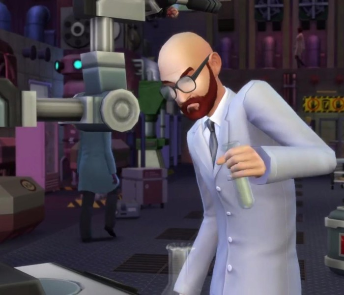 Sims 4 erstes Addon Trailer 38