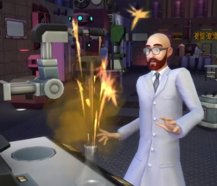 Sims 4 erstes Addon Trailer 4