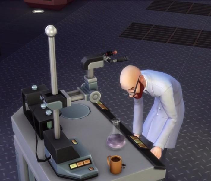 Sims 4 erstes Addon Trailer 40