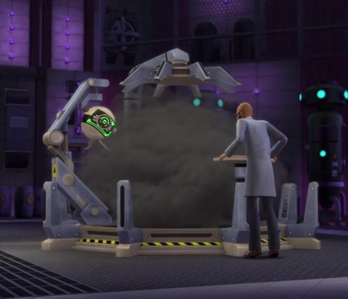 Sims 4 erstes Addon Trailer 42