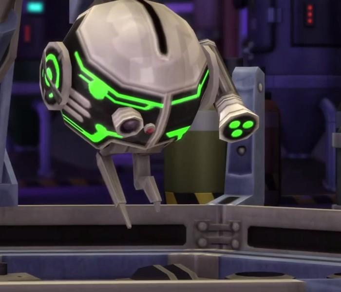 Sims 4 erstes Addon Trailer 45