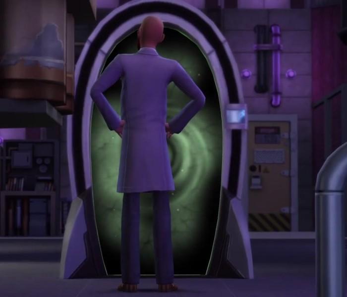 Sims 4 erstes Addon Trailer 49