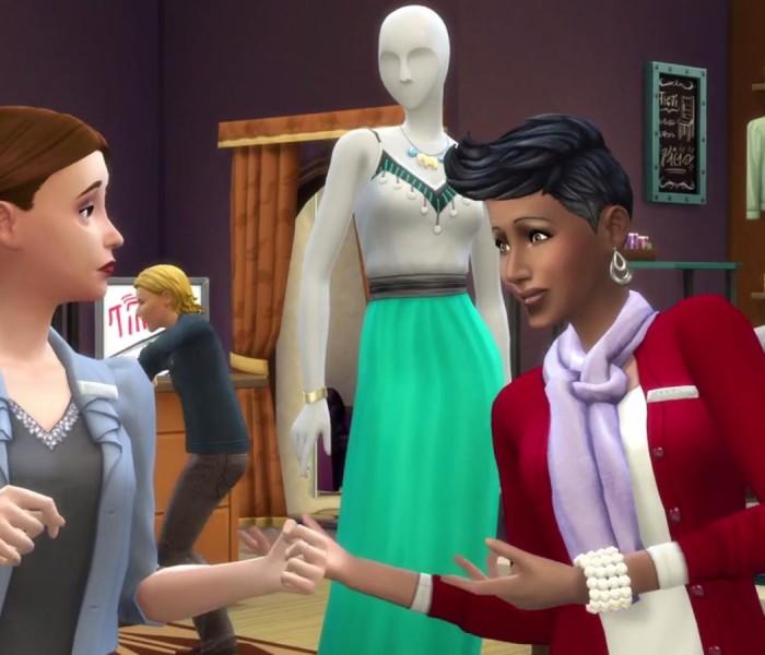 Sims 4 erstes Addon Trailer 52