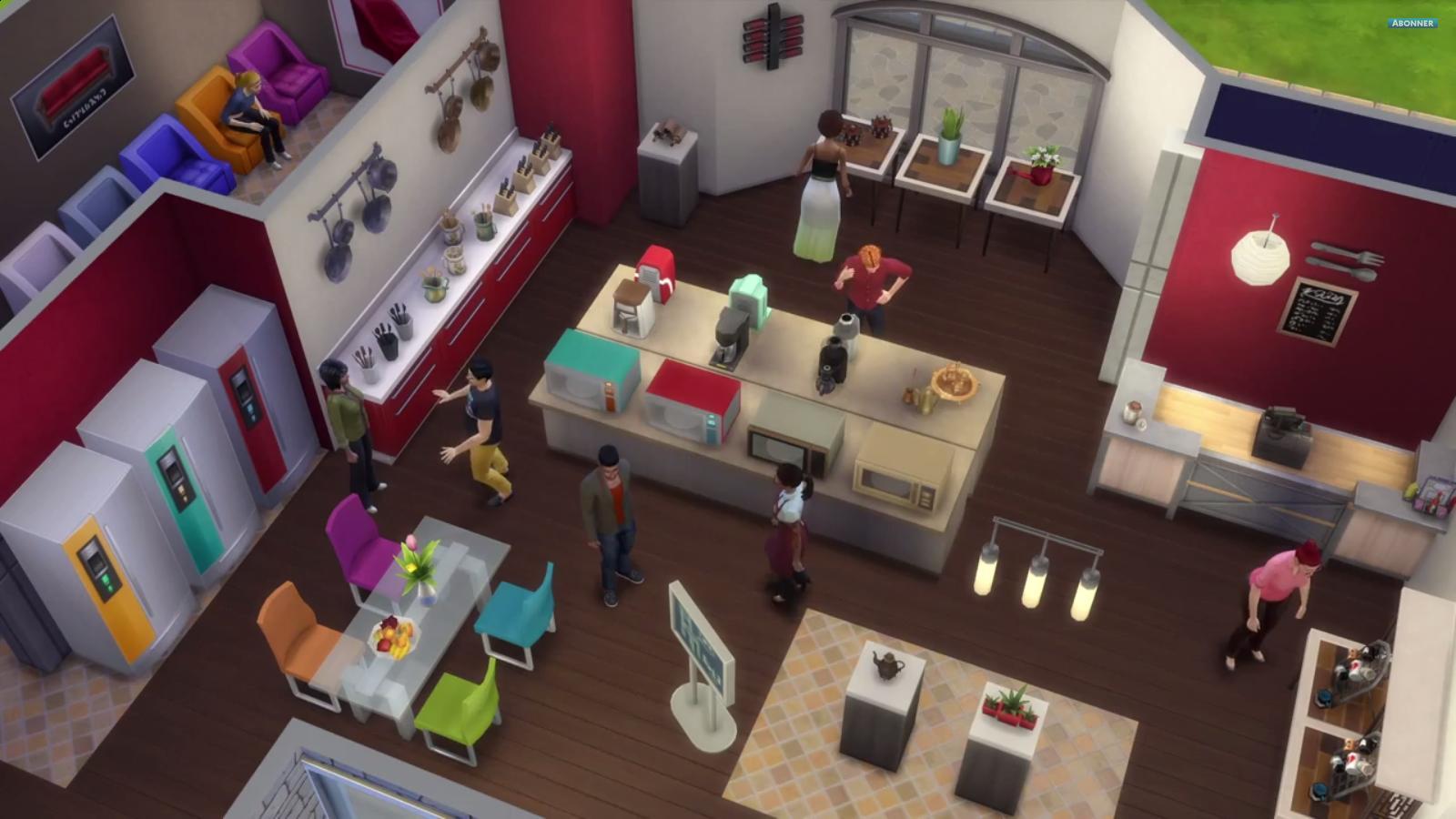 Sims 21 An die Arbeit Neue Informationen