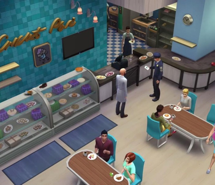 Sims 4 erstes Addon Trailer 58