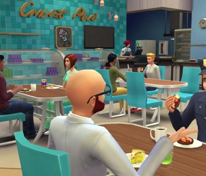 Sims 4 erstes Addon Trailer 59