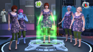 Sims 4 Klonmaschine