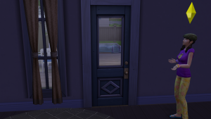 Türen verschließen in Sims 4
