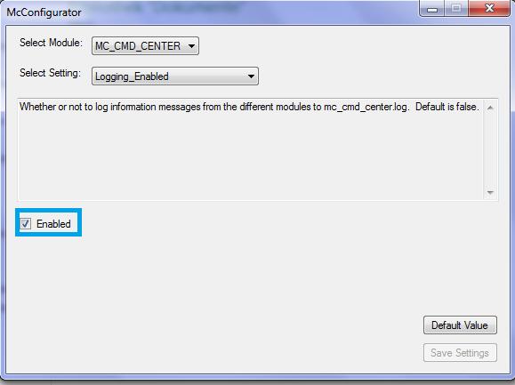 Sims 4 Mod Command Center Einstellung bestätigen