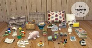 Sims 2 Downloads von 8-3 für Sims 4
