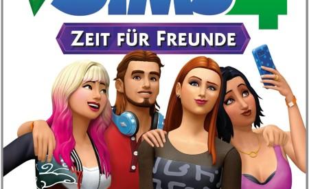Sims 4 Erweiterungpacket Zeit für Freunde