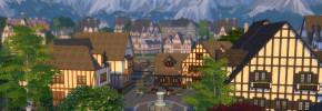 Sims 4 Zeit für Freunde Dorfgemeinde