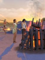 Sims 4 Zeit für Freunde Insel